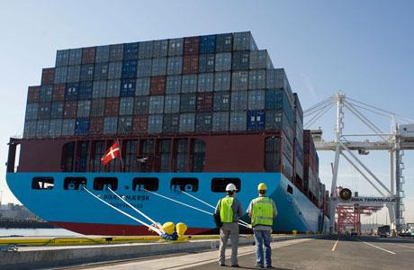 خدمات دریایی