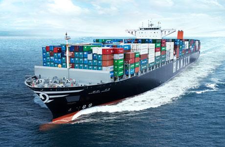 نمایندگی خطوط کشتیرانی